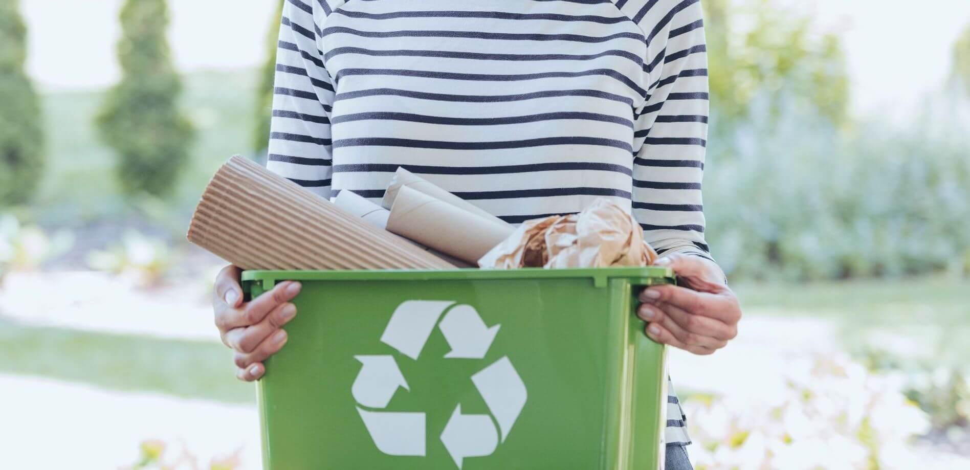 recyklácia odpadov