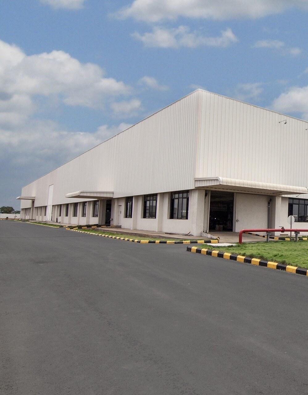 výrobná budova